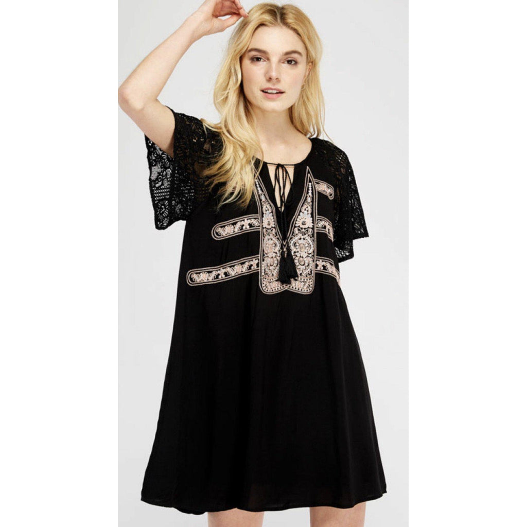 Turkish Delight Dress-Black-Womens-Eclectic-Boutique-Clothing-for-Women-Online-Hippie-Clothes-Shop