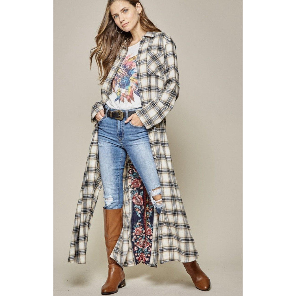The Winchester Plaid Duster-Womens-Eclectic-Boutique-Clothing-for-Women-Online-Hippie-Clothes-Shop