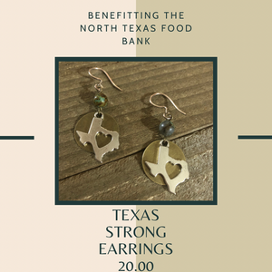 The Heart of Texas Earrings-Womens-Eclectic-Boutique-Clothing-for-Women-Online-Hippie-Clothes-Shop