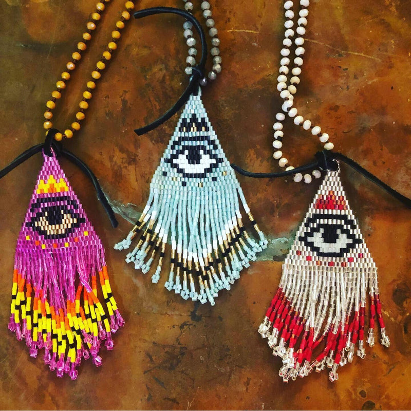 Protective Eye Necklaces
