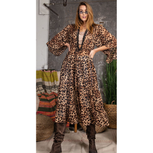 Jane of the Jungle Leopard Duster-Womens-Eclectic-Boutique-Clothing-for-Women-Online-Hippie-Clothes-Shop