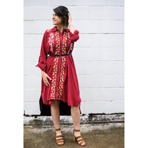 The Winery Tour Dress/Duster-Womens-Eclectic-Boutique-Clothing-for-Women-Online-Hippie-Clothes-Shop