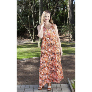 The Tiger Lily Maxi