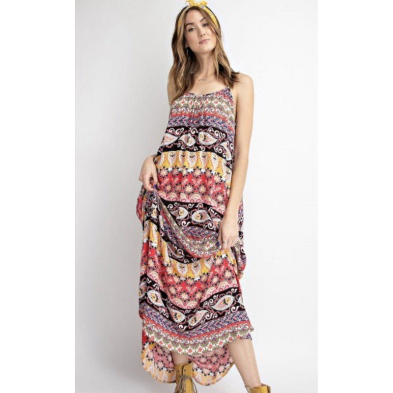 Coachella Maxi Dress