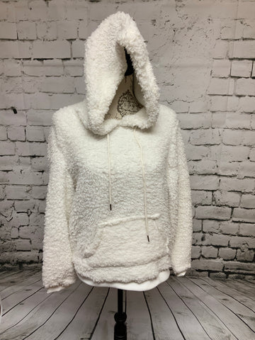 Fuzzy Pullover - Ivory