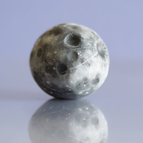 Moon sculpture