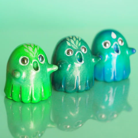 Ghosties, green