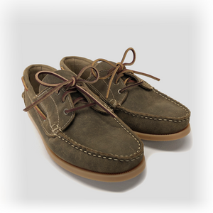 Two Light Three Eye Boat Shoe
