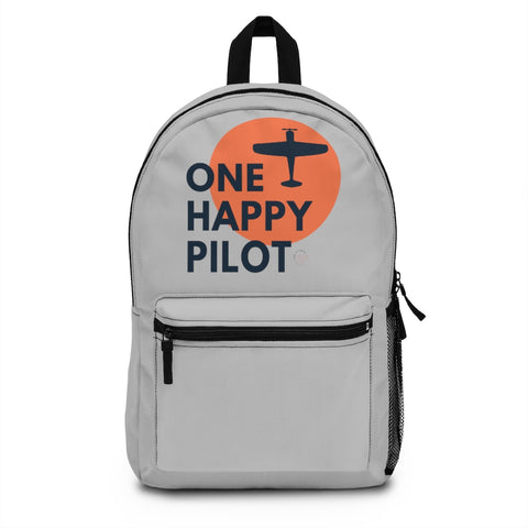 One Happy Pilot Backpack (Made in USA)