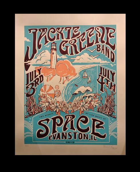 Jackie Greene Band Poster