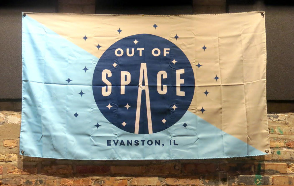 Out Of Space Flag