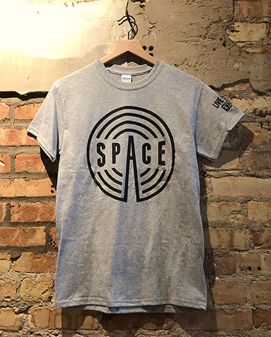 SPACE Roadie Tee - Gray