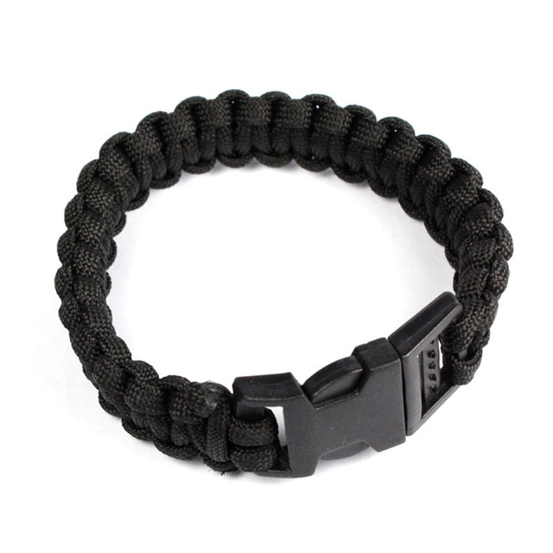 Survival Buckle Paracord Rope