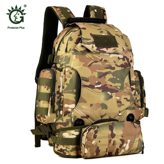 40L Outdoor Tactical Backpack