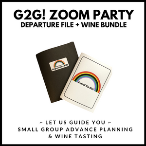 Good To Go! Small Group Zoom Party (groups of 4 or less people)