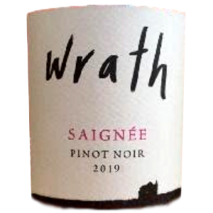 Wrath 2019 Saignée Rosé of Pinot Noir