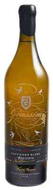 2016 Sauvignon Blanc - Grassini Family Vineyards