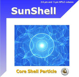 SunShell by Chromanik HPLC Column (Coreshell Particle)