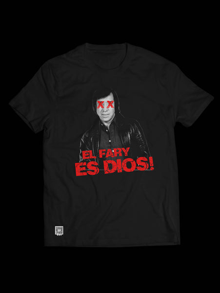 camiseta legend fary
