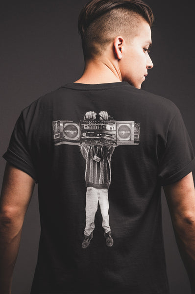camiseta mix tape