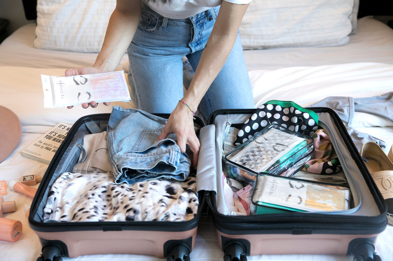 5 Packing Tips that will transform your Suitcase