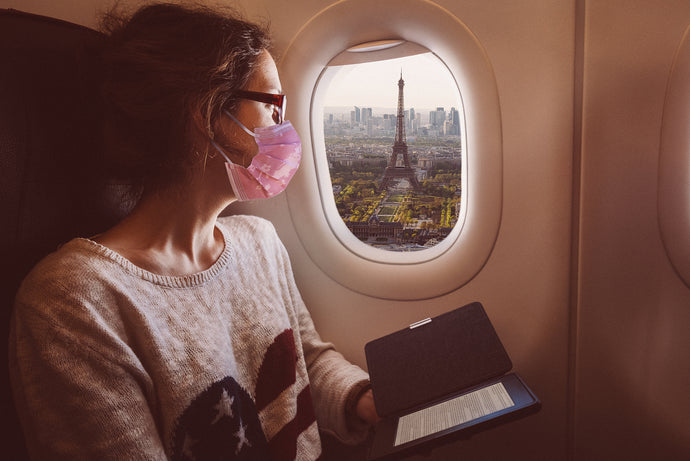Confessions of a Frequent Flyer: Why I'll never Travel without a Face Mask ever again