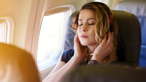 Top Tips to making sure you get off your flight feeling Fab with Disposable Face Masks TECMASK