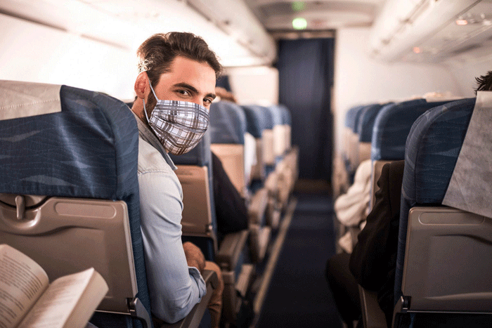 TECMASK is a must have gadget for business travellers
