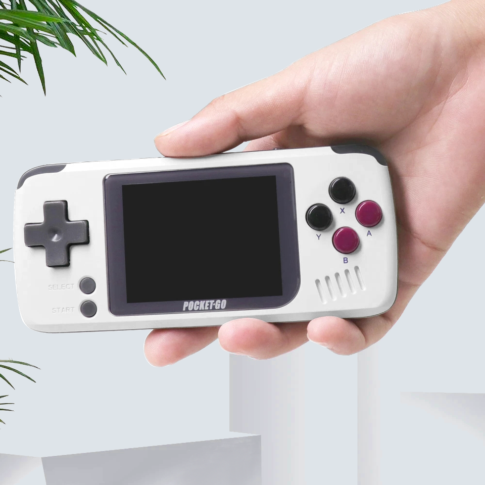 PocketGo Game Console