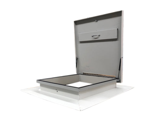 Metal Roof Access Hatch (For Corrugated Roofs)
