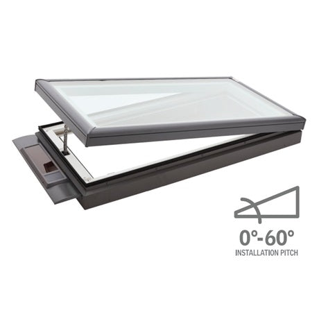 VELUX  VCS Solar Powered skylight - Flat Roof