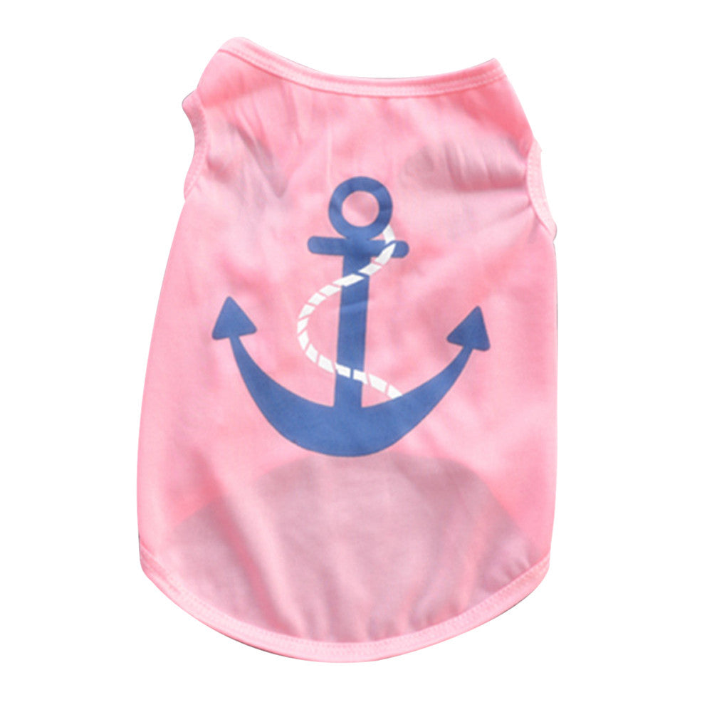 Pink Anchor Shirt