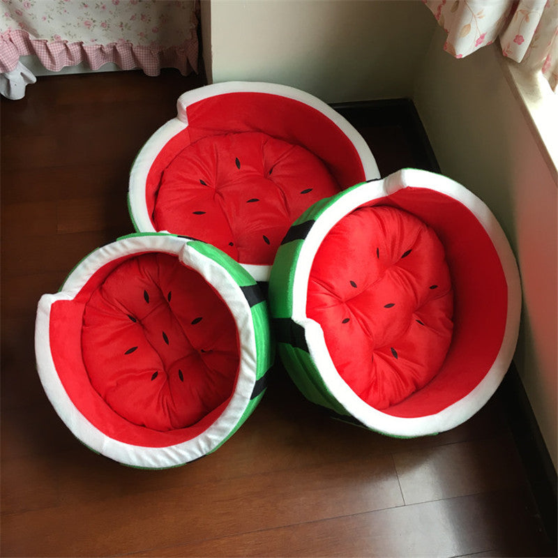 Super Comfy Watermelon Bed