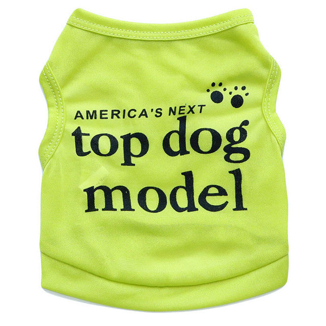 Americas Next Top Dog Model Tank Top