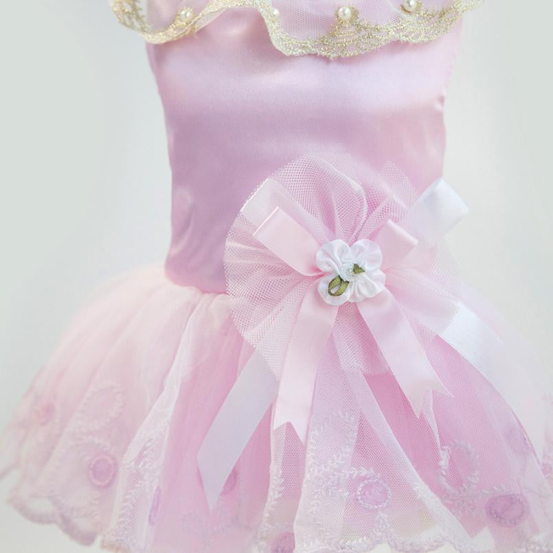 Satin Winter Tutu