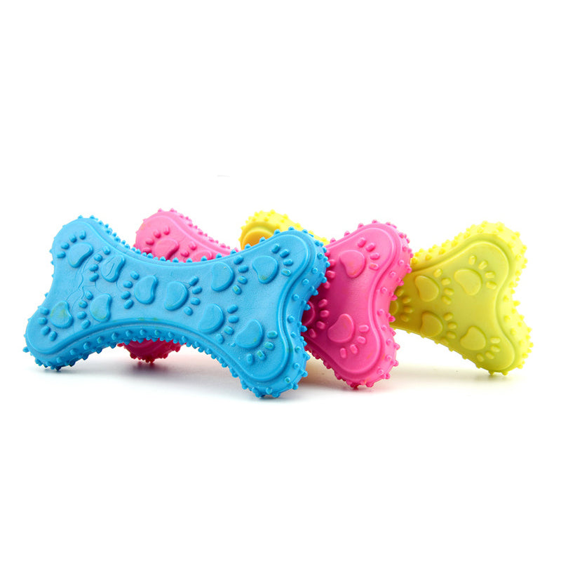 Rubber Puppy Chew Toy