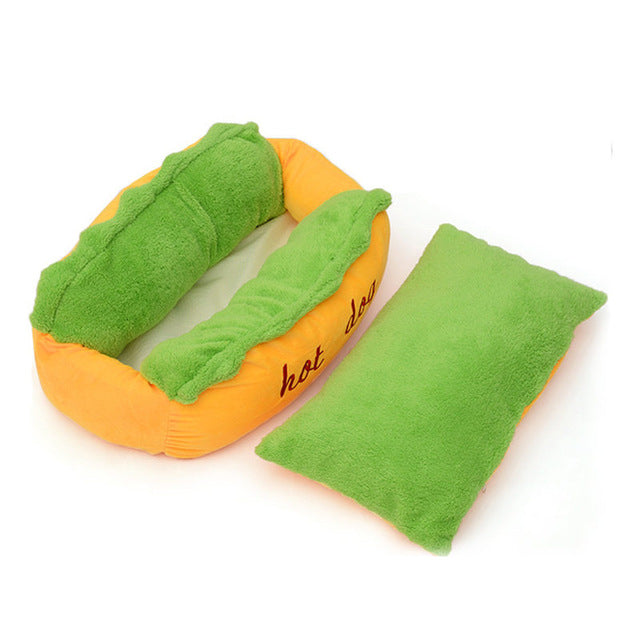 Hot Dog Sleeping Bag
