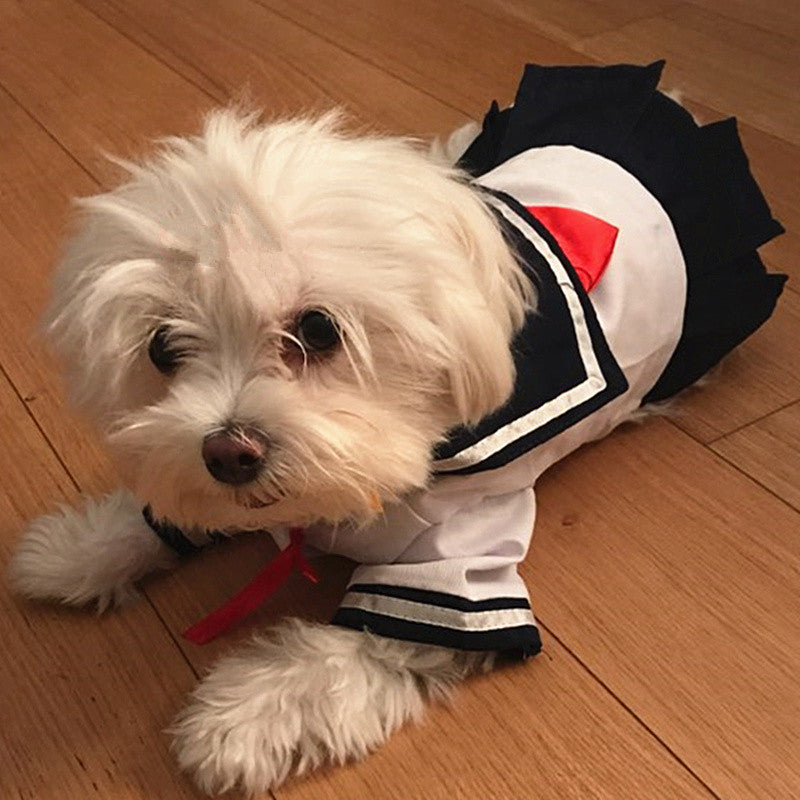 Little Sailor Uniform