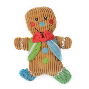Gingerbread Pal Squeaker Toys