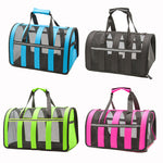 Breathable Neon Pet Carrier Bag