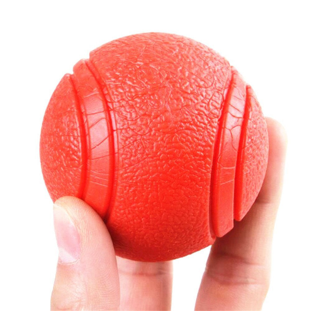 Red Rubber Ball