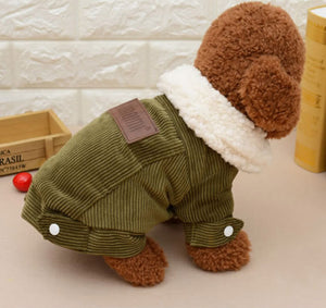 Bundle of Warmth Winter Coat for Small Dogs