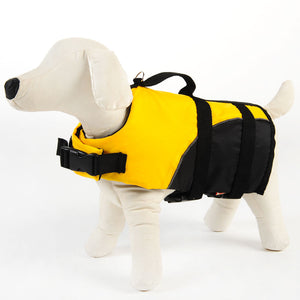 Yellow Life Jacket for Surfing & Swimming