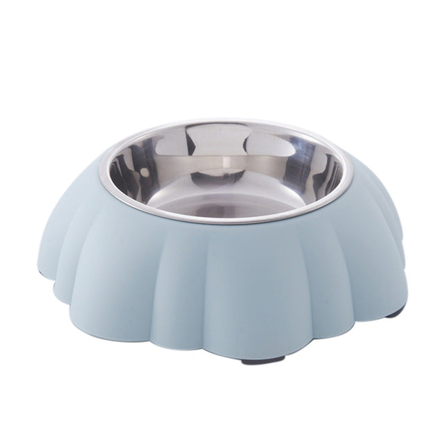 Stackable Food & Water Bowls