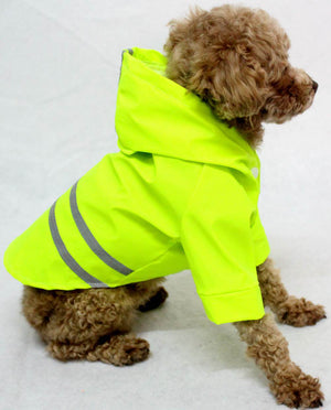 Reflective Waterproof Raincoat