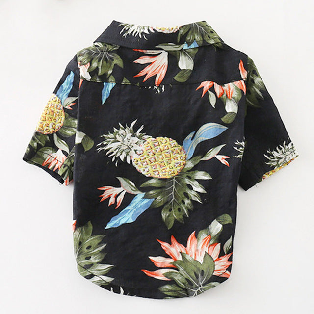 Summer Breathable Printed Shirts