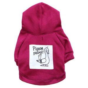 Winter Cotton Cartoon Hoodies