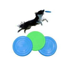 Soft Durable Training Frisbee