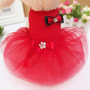 Spring Wedding Bow Skirts