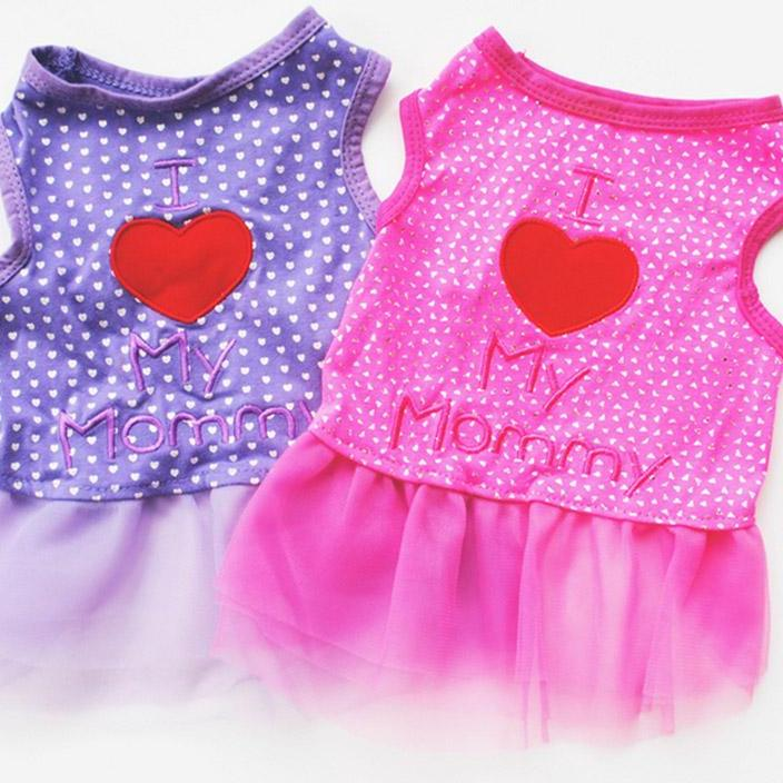 Love Mommy Spring Skirts